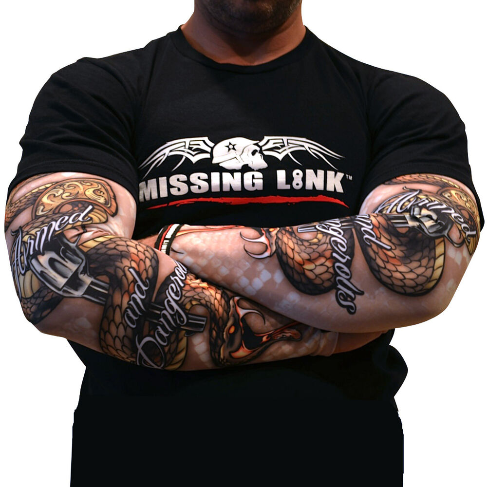 Missing Link Sleeve Armpro Armed Dangerous Sleeves Ideas And Designs