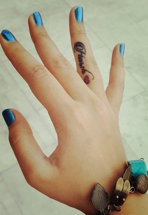I Can Get A Permanent Tattoo Of My Boyfriend S Name But Ideas And Designs
