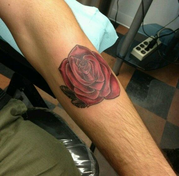 How Much Would A Half Sleeve Of Roses Tattoo Cost Quora Ideas And Designs
