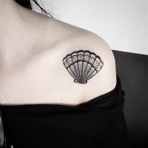 Shell Tattoo Tumblr Ideas And Designs