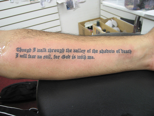 Bible Tattoo On Tumblr Ideas And Designs