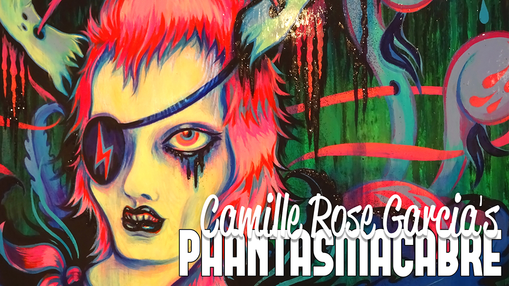 Camille Rose Garcia Other Awesome Artists Blanket Fort Ideas And Designs