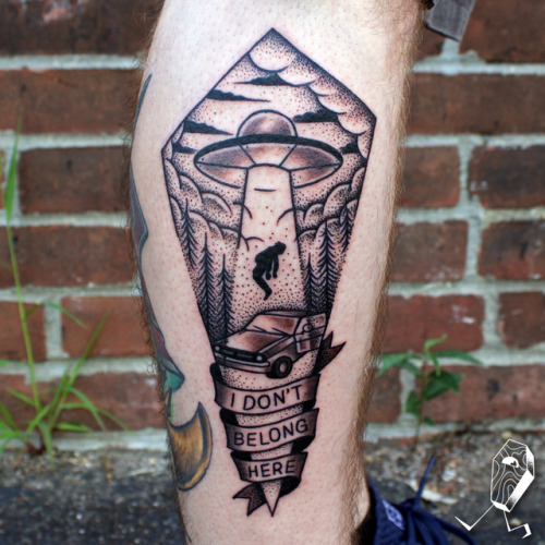 Abduction Tattoo Tumblr Ideas And Designs