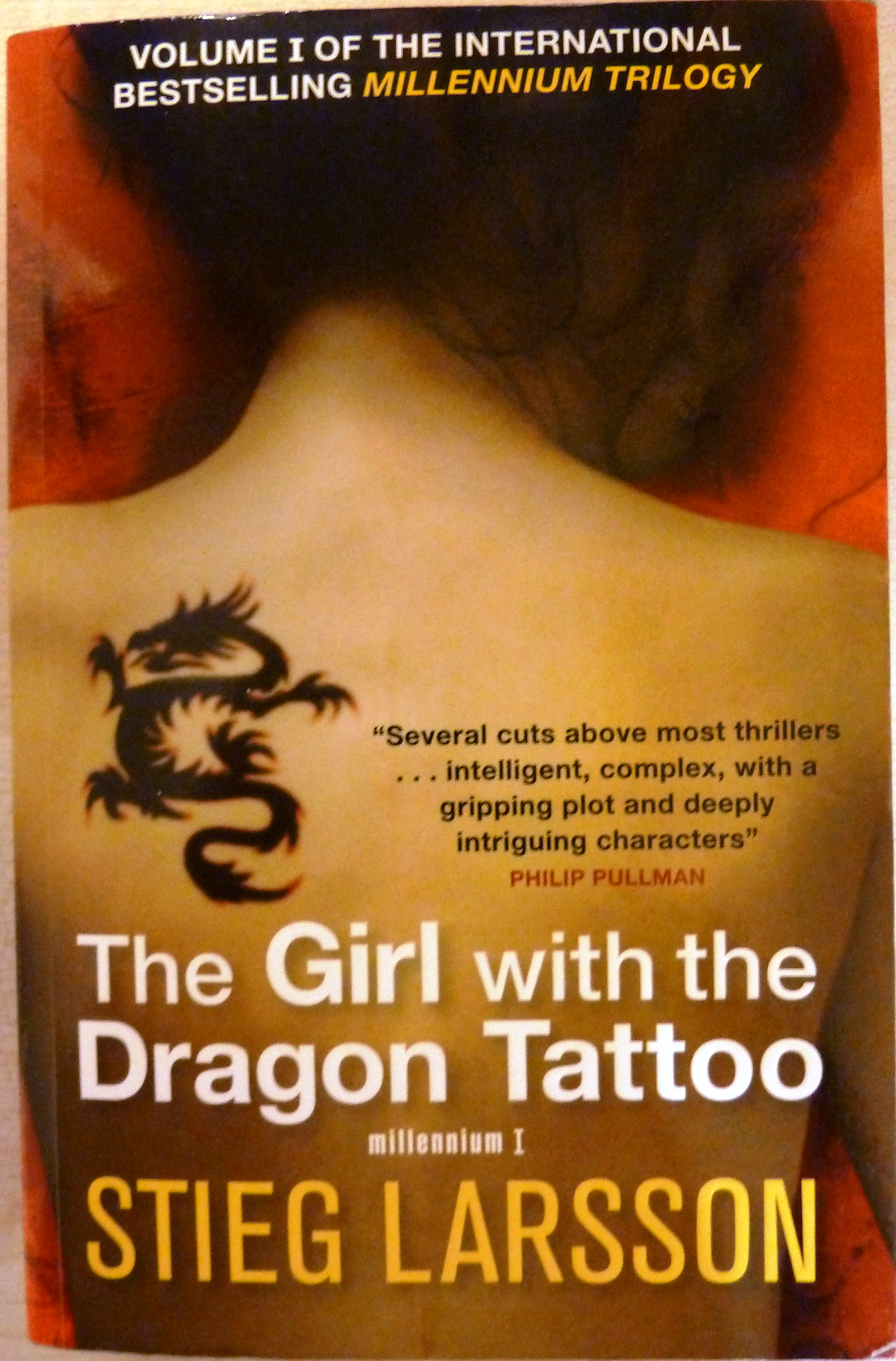 Book Review – The Girl With The Dragon Tattoo Ideas And Designs