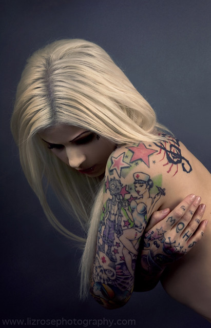Girl With The Guinea Pig Tattoo 2 Flickr Photo Sharing Ideas And Designs