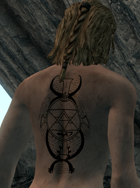 Scar And Riza Tattoos From Fullmetal Alchemist At Skyrim Ideas And Designs