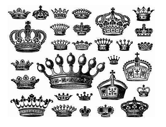 Get A Crown A Five Point Crown Tattoo Tatouage Ideas And Designs