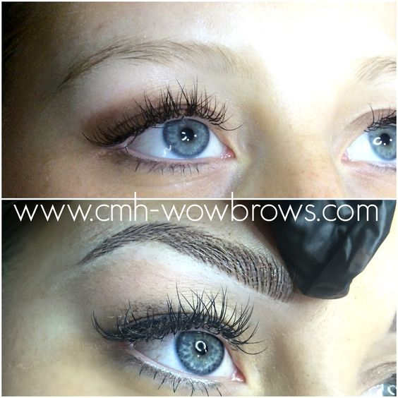 Microstroke Microblading Feathering Feather Touch Brows Ideas And Designs