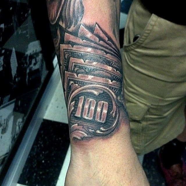 Nice Top 100 Money Tattoos Http 4Develop Com Ua Top Ideas And Designs