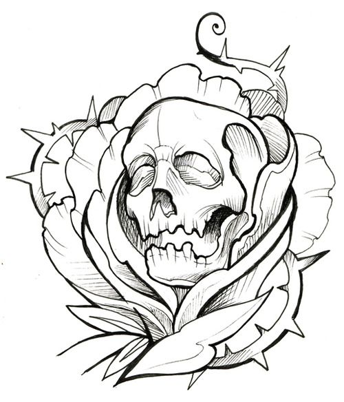 1000 Images About Tattoo Outlines On Pinterest Vector Ideas And Designs