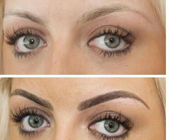 3D Eyebrows Fort Lauderdale Hair Strokes Permanent Make Up Ideas And Designs