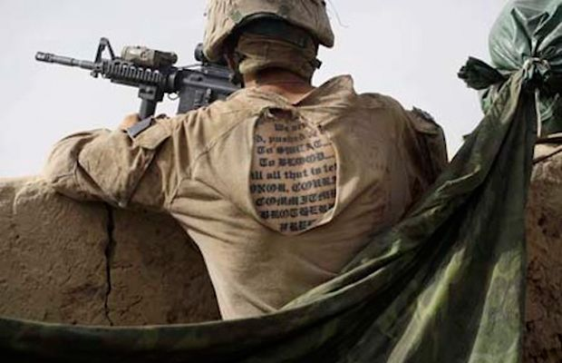 Meaning War Army Tattoo Design For Men On Back Http Ideas And Designs