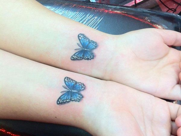 65 3D Butterfly Tattoos 3D Butterfly Tattoo Butterfly Ideas And Designs
