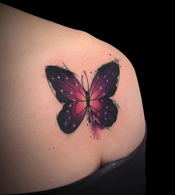 Best 25 Butterfly Tattoos Ideas On Pinterest Ideas And Designs