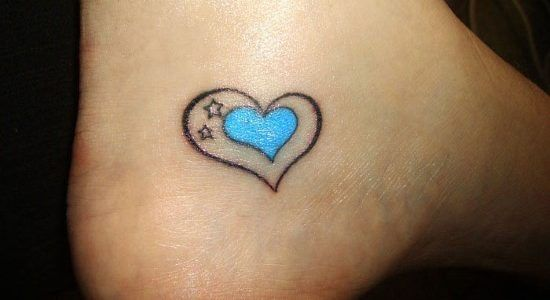 25 Best Ideas About Two Hearts Tattoo On Pinterest Sons Ideas And Designs