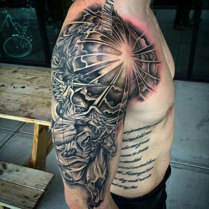 1000 Images About Four Horsemen Tattoo Ideas On Pinterest Ideas And Designs