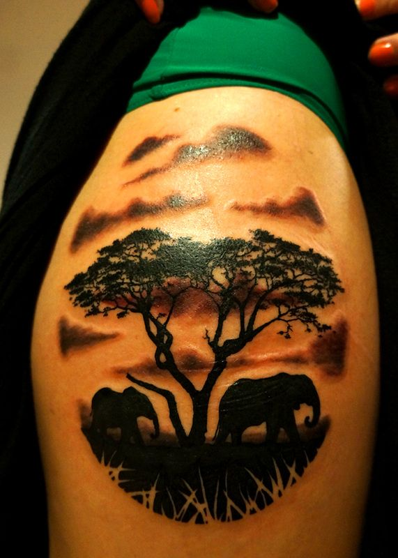 1000 Ideas About African Tattoo On Pinterest Africa Ideas And Designs
