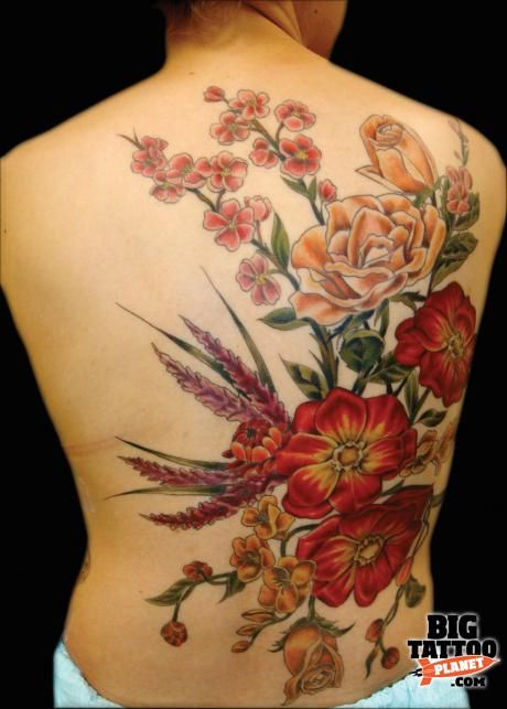 25 Best Ideas About Big Tattoo On Pinterest Thigh Ideas And Designs
