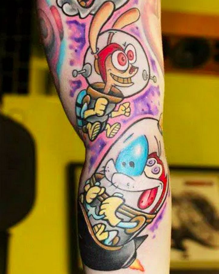 17 Best Ideas About Cartoon Tattoos On Pinterest Owl Ideas And Designs