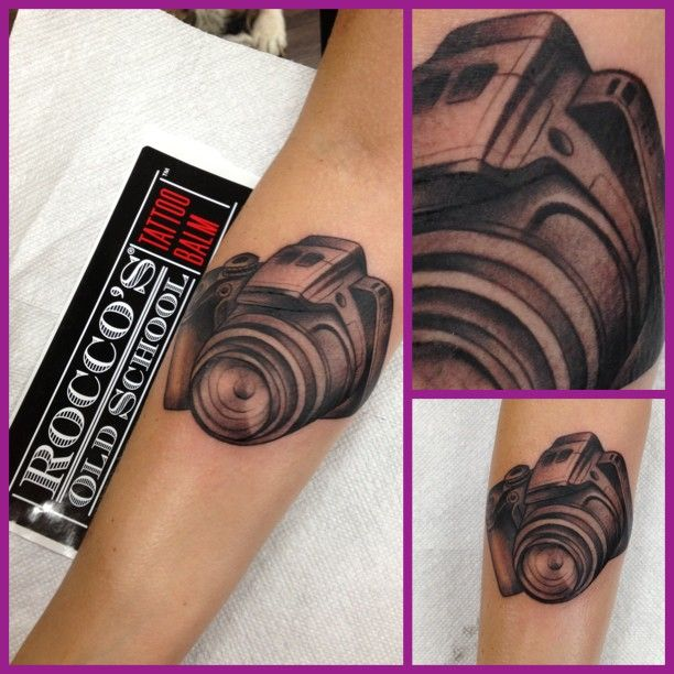 17 Best Ideas About Camera Tattoos On Pinterest Small Ideas And Designs