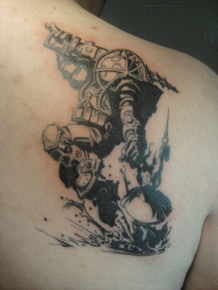 22 Best Images About Bioshock Tattoo On Pinterest Ideas And Designs