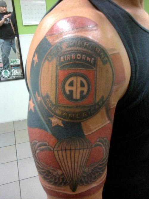 28 Best Images About Airborne Tattoos On Pinterest Ideas And Designs