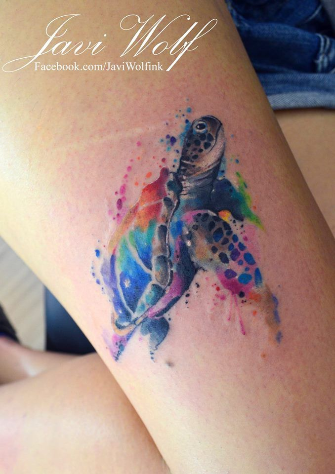 17 Best Ideas About Watercolor Tattoos On Pinterest Ideas And Designs