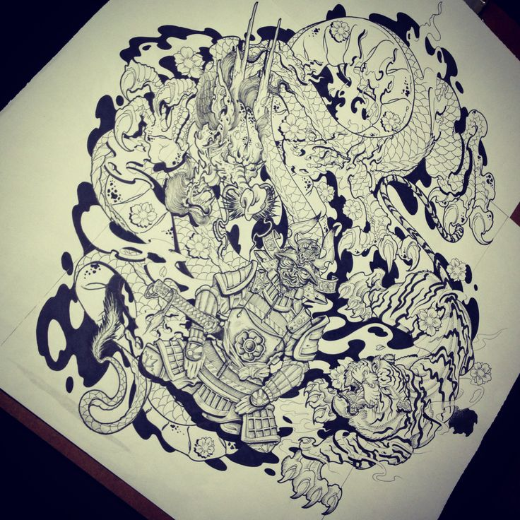 1000 Images About Tattoo Oriental Dragon Designs On Ideas And Designs