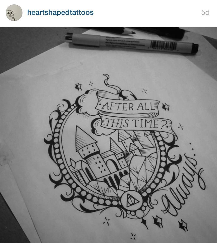 25 Best Ideas About Harry Potter Tattoos On Pinterest Ideas And Designs