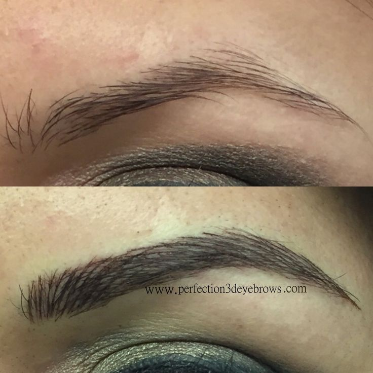 1000 Images About 3D Eyebrow Feathering Tattoos On Ideas And Designs