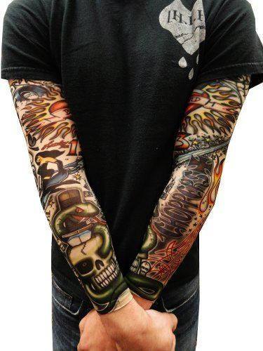 17 Best Ideas About Fake Tattoo Sleeves On Pinterest Ideas And Designs