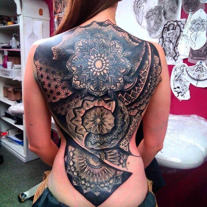1000 Images About Hình Xăm Kín Lưng Tattoos Full Back Ideas And Designs
