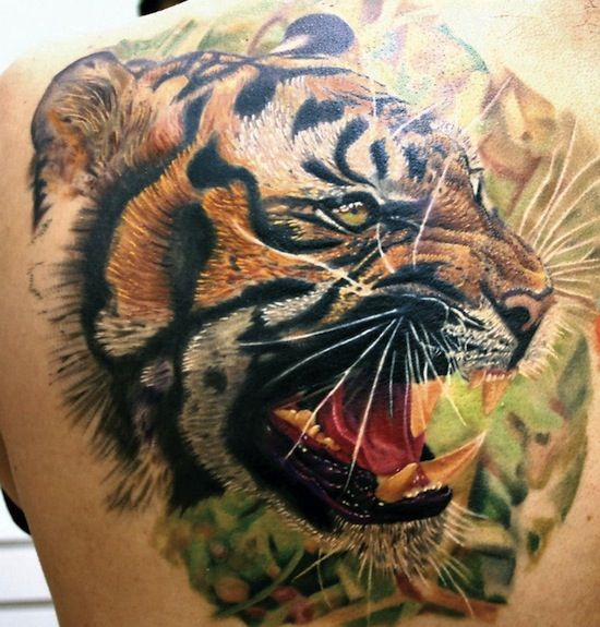 17 Best Images About Tattoo On Pinterest Tiger Tattoo Ideas And Designs
