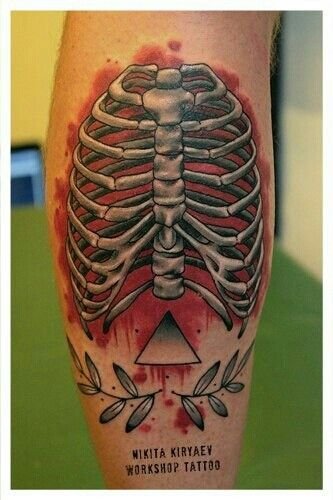 1000 Images About Ribcage Tattoos Art On Pinterest Ideas And Designs