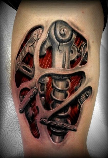 13 Best Images About Steampunk Tattoo On Pinterest Back Ideas And Designs