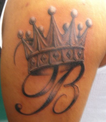 25 Best Ideas About King Crown Tattoo On Pinterest Ideas And Designs