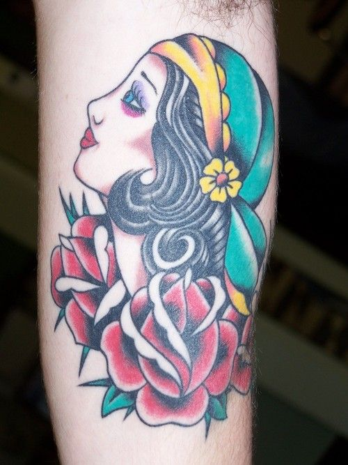 17 Best Ideas About Traditional Gypsy Tattoos On Pinterest Ideas And Designs