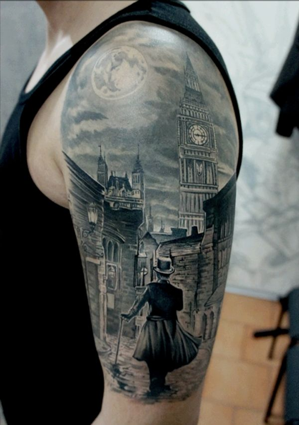 60 Amazing 3D Tattoo Designs Pictures 3D Tattoos And Ideas And Designs