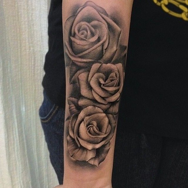 Mis 3 Rosas Tattoo Roses Rose Tattoo Tattoos Ideas And Designs
