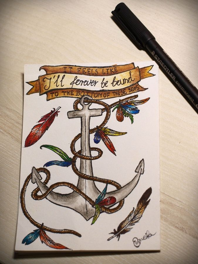 Anchors The Amity Affliction And The O Jays On Pinterest Ideas And Designs