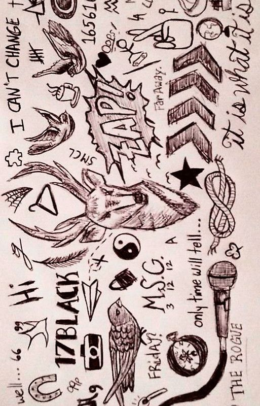 17 Best Images About 1D S Tattoos On Pinterest Harry Ideas And Designs
