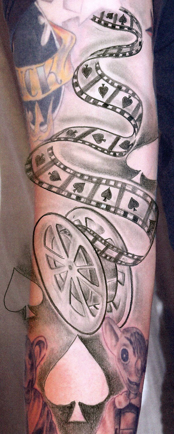 1000 Ideas About Ace Tattoo On Pinterest Tattoos Pics Ideas And Designs
