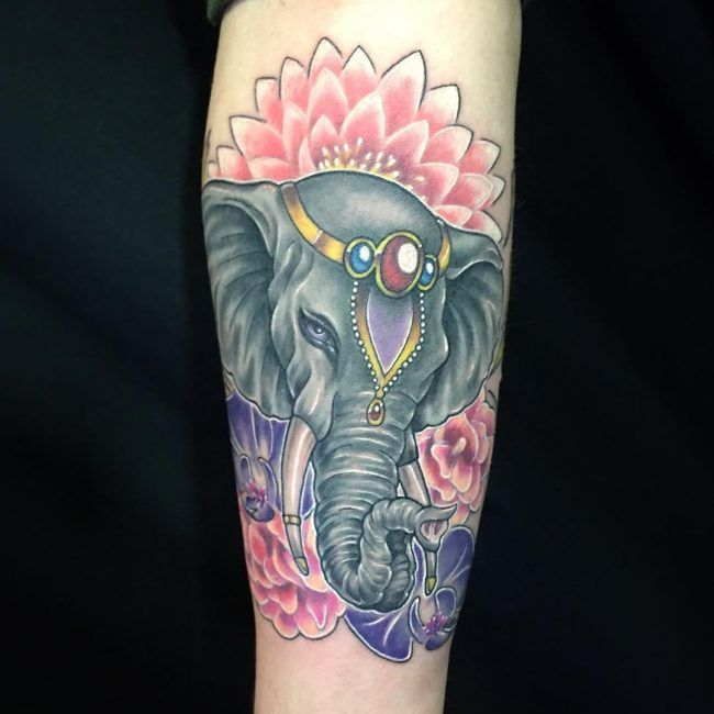25 Best Ideas About Elephant Tattoo Meaning On Pinterest Ideas And Designs