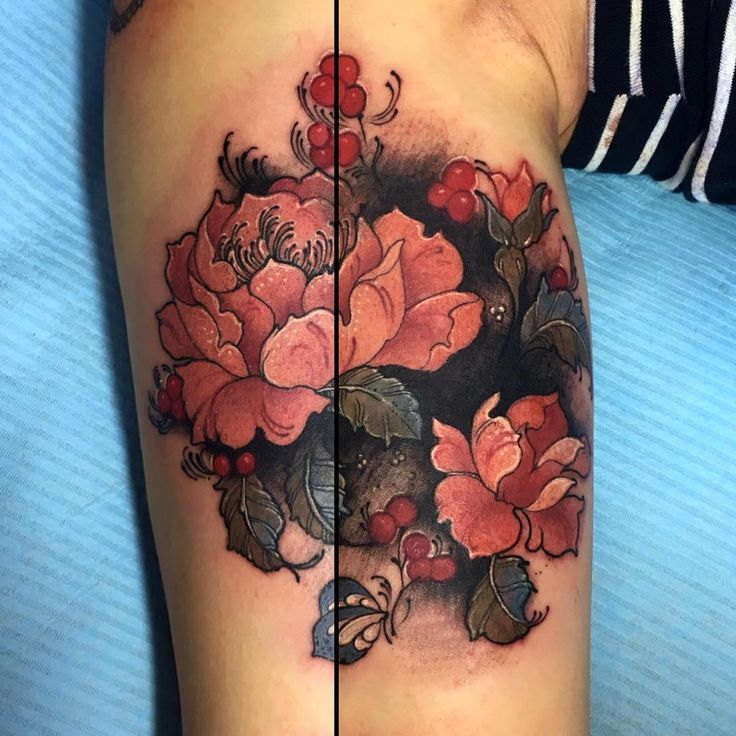 Laura Ae Taylor From Sang Bleu London Tattoo Studio Ideas And Designs
