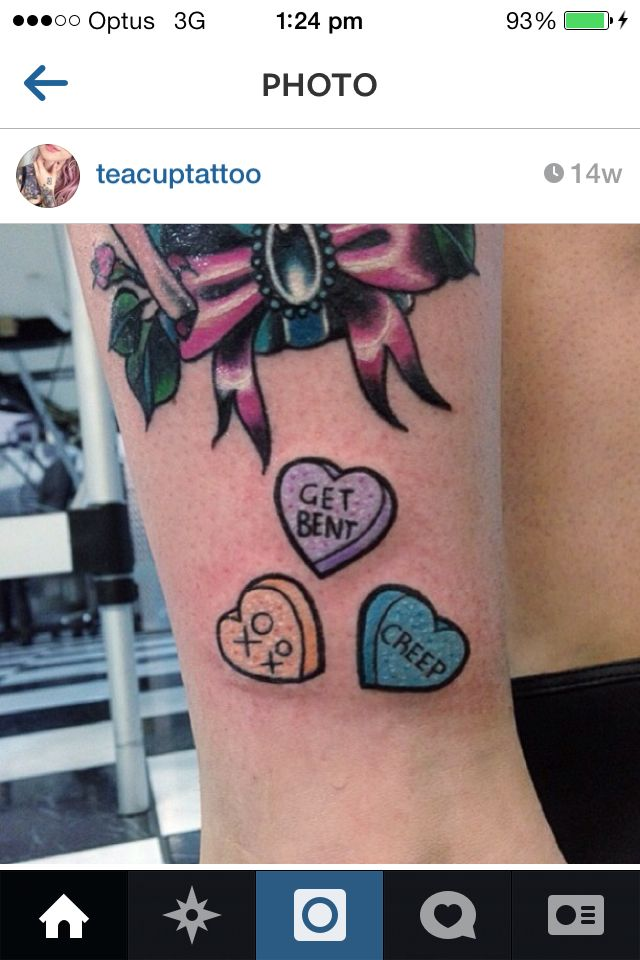 1000 Ideas About Couple Tattoo Heart On Pinterest Ideas And Designs