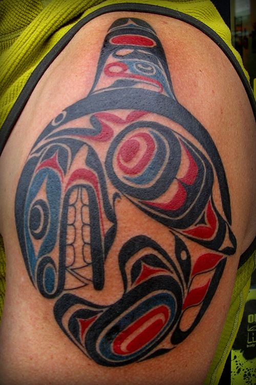 1000 Images About Haida Tattoos On Pinterest People Art Ideas And Designs