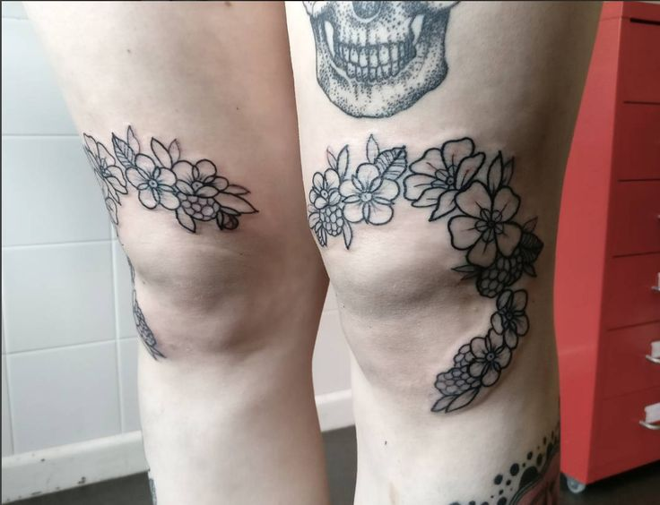 25 Best Ideas About Knee Tattoo On Pinterest Bug Tattoo Ideas And Designs