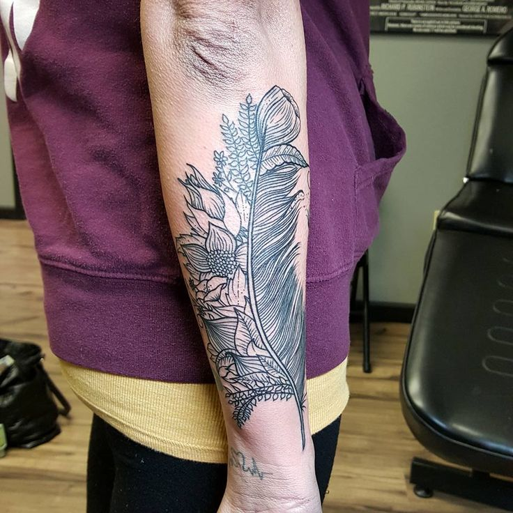 1000 Ideas About Feather Tattoo Wrist On Pinterest Ideas And Designs
