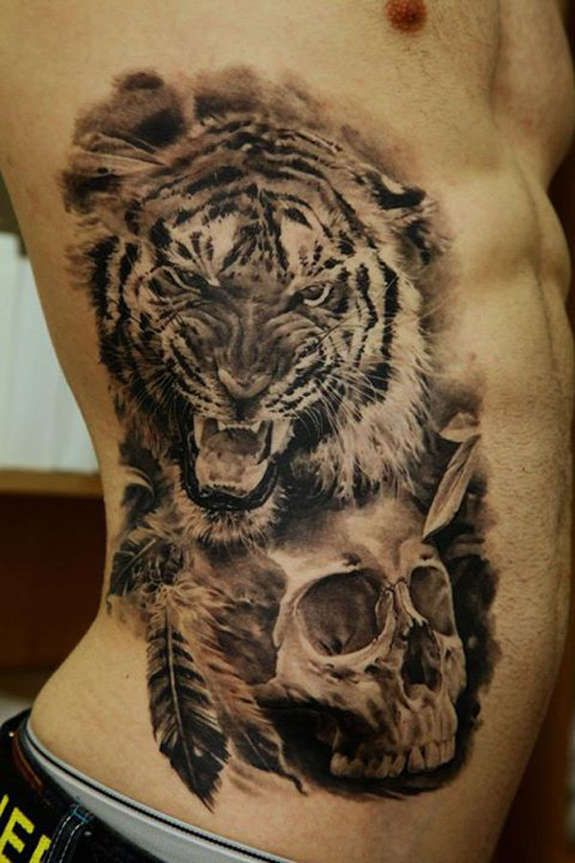 25 Best Ideas About Rib Tattoos Men On Pinterest Ideas And Designs