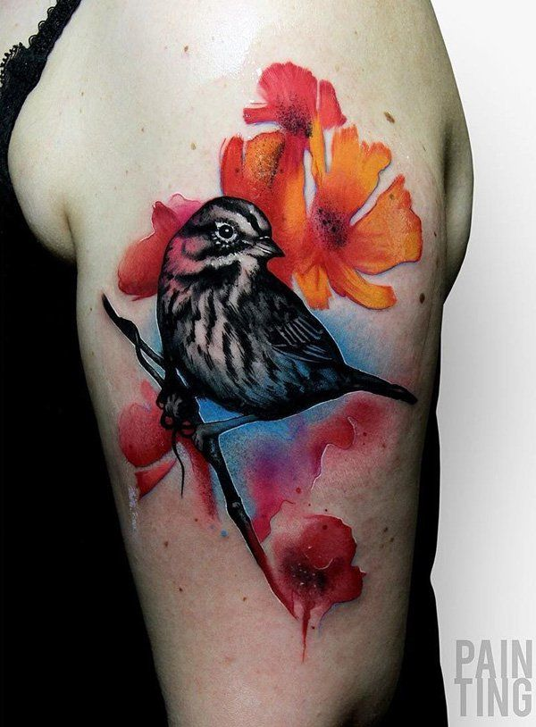 1000 Ideas About Flower Tattoo Designs On Pinterest Ideas And Designs